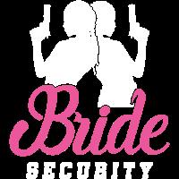 Braut security schutz team junggesellinnen