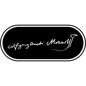 Mozart Signatur Ellipse