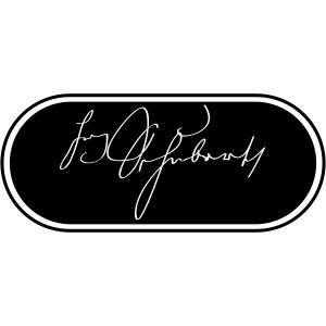 Schubert Signatur Ellipse
