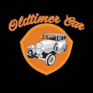Oldtimer Retro Auto Geschenk