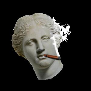 MilloCigare-Statue