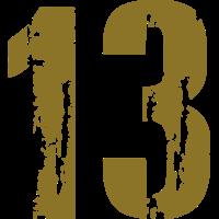 13 - Nummer
