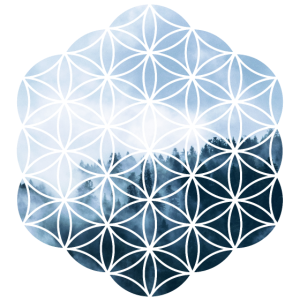 Heilige Geometrie - Blume des Lebens