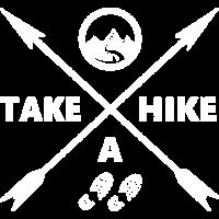 Wandern - Camping - Bergsport - Hiking - Geschenk