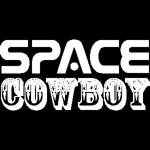 Space Cowboy – Weltraum Astronaut Universum