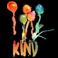 Geburtstagskind Ballons