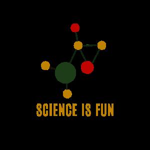 Science is fun ... Wissenschaft macht Spaß