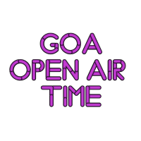 Goa Open Air time - ready for party