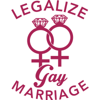 Legalize Gay Marriage - Lesbian