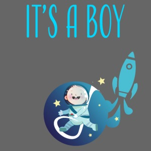 It's a Boy! Witzige süße Umstandsmode T-Shirt