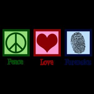 Friedensliebesforensik