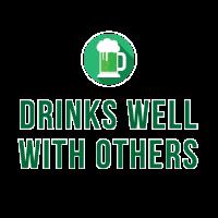 Getränke gut mit anderen