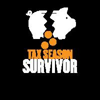 tax season survivor - Shirt