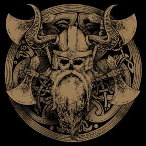 Wikinger Krieger Viking