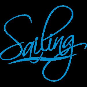 Sailing Wave Logo Design