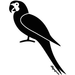 Klagenfornia Parrot