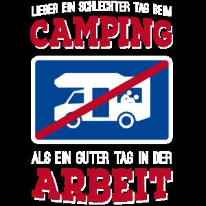 Lustiges Camping Freizeit Urlaub No Sex Geschenk
