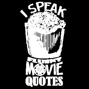 Kino Spruch Popcorn Movie Geschenk