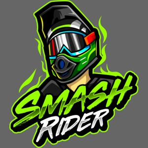 SmashRider Green
