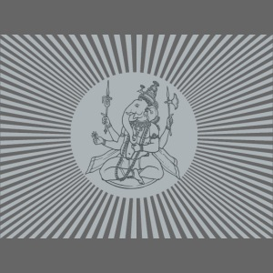 Ganesha Hindu Buddha