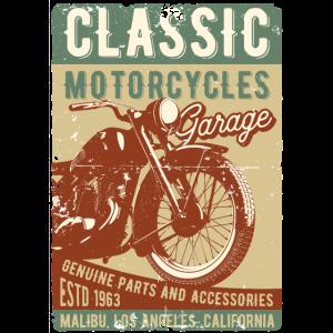 Motorcycle Motorrad Biker Motorradfahrer Geschenk