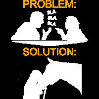 Problem Solution Horse