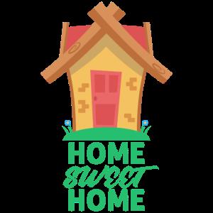 Zuhause Haus Wohnen Cooles Geschenk