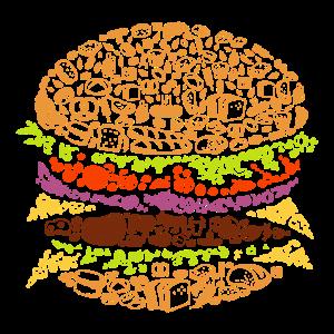 Burger Time Symbole