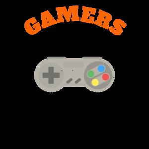 Gamers, Videospiel, Retro