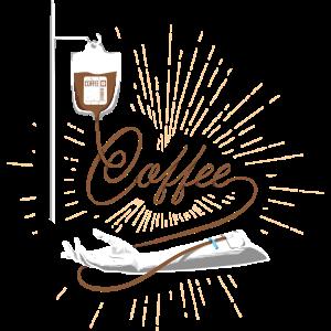 Coffee Vein Nurse Care Health