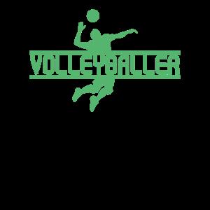 Team Volleyball Volleyballer Vollyball Spieler