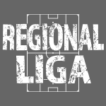 REGIONALLIGA im Fußballfeld