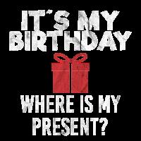 Geburtstag Birthday Present