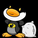 Bettman Duck, Superheld, Ente, Müde! - lovetee