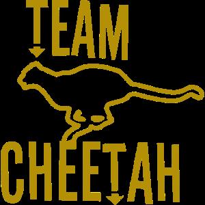 Team Cheetah als Geschenkidee