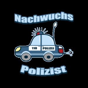 Nachwuchs Polizist Kinder Polizei Träume Geschenk