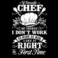 Koch - Chef - Küche - Kochmütze - Löffel - Essen