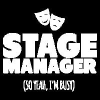 Stage Manager Also ja, ich bin beschäftigt