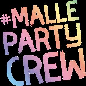 Malle party crew bunt