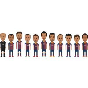 Barça 2013 2014