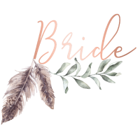 Boho Bride Braut