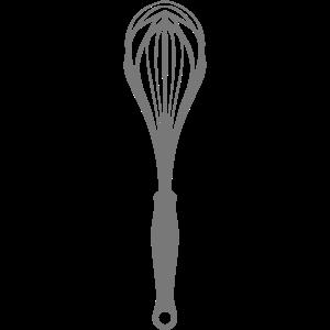 Geschirr Küchengerät Peitsche 0