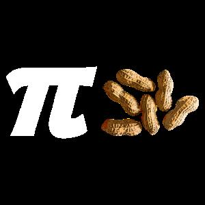 Pi Mathe Pi Tag alles nur Peanuts