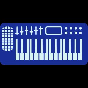 Keyboard Piano Design