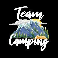 Team Camping
