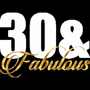 30 und fabelhaft