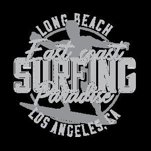 Long Beach Surfing Surfen Surfer SUP Geschenk