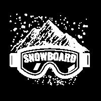 Snowboard snowboarding Ski Geschenk
