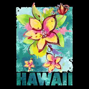 Hawaii - Blume - Sommer - Orchidee - Aloha