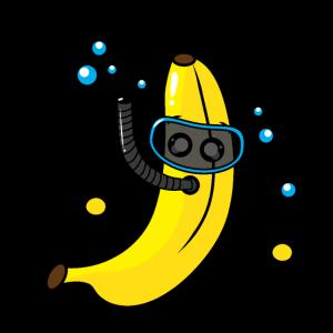 Bananentauchen